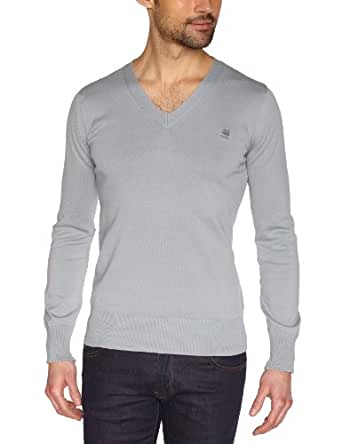G-star - Pull - Homme - Gris (Cor Winter Grey) - XXL