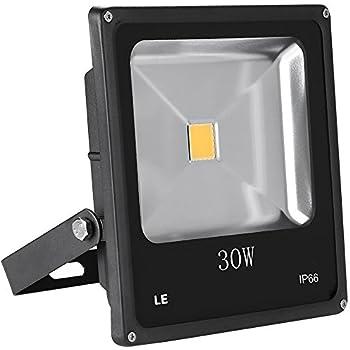 Le projecteur ext rieur led 30w 2250lm equivalent lampe for Projecteur garage led