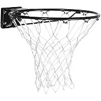 Spalding NBA Standard Rim (78-09SCN) aro de Acero, Unisex Adulto, Negro, NOSIZE