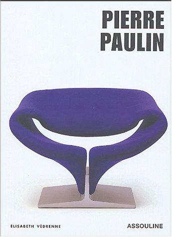Pierre Paulin par Elisabeth Vedrenne
