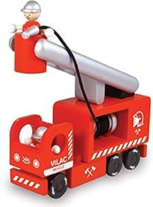 Vilac 2322 - Camión de bomberos de madera