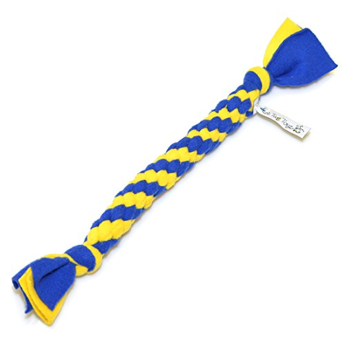 Best Tug Toys - Top Quality Fleece Handmade Rope