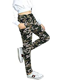 Army Style Joggers Lower Sports Gym Athletic for Women Track, (Camouflage Print) Free Size Pack of 1