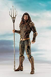 Kotobukiya    - Justice League Movie Aquaman ArtFX Estatua, 19 cm, 96208