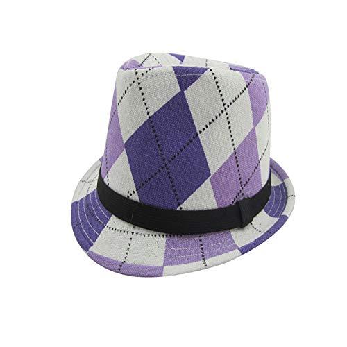 Wikinger Kostüm Männlich - Kinder Jazz Hüte männliche und weibliche