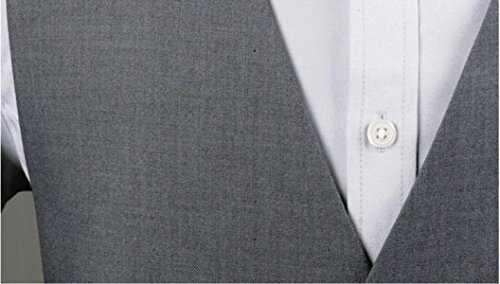 Vestito Maglia Nera Uomo Autunno Slim Business Casual Di Grandi Dimensioni Della Maglia Primavera E L'autunno Del Vestito Formale Sezione Sottile Black