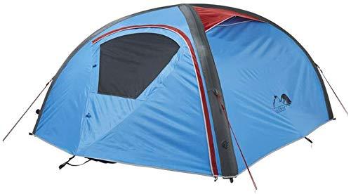 2-Personen Zelt, aufblasbar, incl. Tasche kuppelzelt, Air-Tube Technologie, 220 x 115 x 230cm