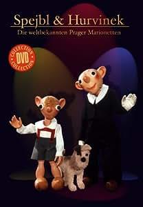 Spejbl & Hurvínek - DVD Collection (3 DVDs)