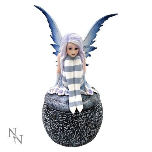 Nemesis Now-Fata Ariana s Wish Collection-Portagioie C2036F6, 16,5 cm