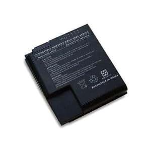 Cameron Sino CS-GW530NB Batterie pour Fujitsu Amilo A1630/D1840 Noir