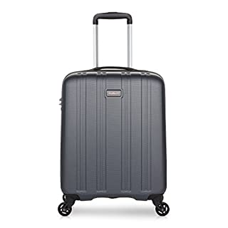Antler Titanium Cabin Suitcase Charcoal , Size: 55 x 40 x 20