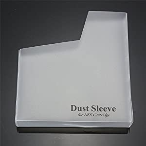 GOZAR 10St White Dust Covers Protector Für Nes Für Nintendo Cartridge Staub Hülse