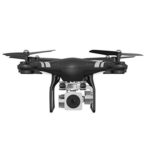 Cewaal NEUE SH5 Wifi FPV Drohne mit 1080 P 120 ° Weitwinkel HD Kamera Live-Video RC Quadcopter Mit Handyhalter, Bürsten Motoren