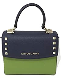 b7453207a392b Michael Kors - Damen Tasche - Multicolor Karla Satchel Crossbody Bag