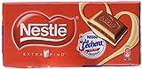 NESTLÉ EXTRAFINO La Lechera Chocolate con Leche Condensada - Tableta de Chocolate