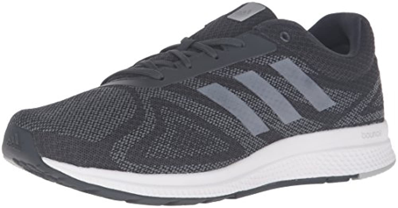 Adidas PerforFemmece Mana Bounce Running Shoe, noir choc / vert choc noir / soleil Glow Jaune, 5 M UsB01B3RM0Y2Parent a6e492