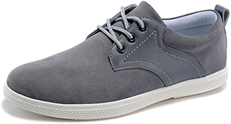 Herbst Herrenschuh/Britische Mode Herrenschuhe/ Wildleder atmungsaktiven Schuh