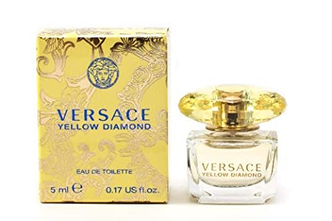 Versace Yellow Diamond Eau de Toilette 5ml Miniatur/mini Parfüm