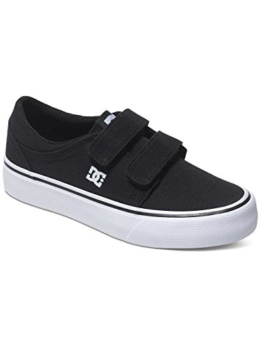 DC Shoes Jungen Trase V B Sneaker Black/White