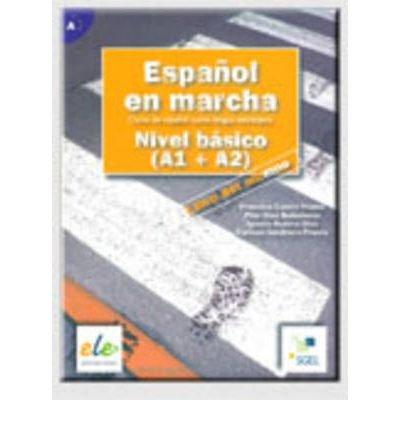 Espanol En Marcha: Libro Del Alumno + CD (2) 1+2 (Nivel Basico) (Espanol en Marcha) (Mixed media product)(Spanish) - Common