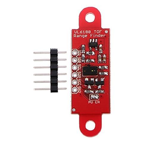 VL6180 TOF Télémètre Optique Allant Carte Module Capteur Pour Arduino