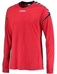 Hummel Auth. Charge LS en jersey–True Red