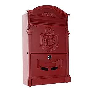 HomeDesign 006496 HDM-100-ROT Mailbox