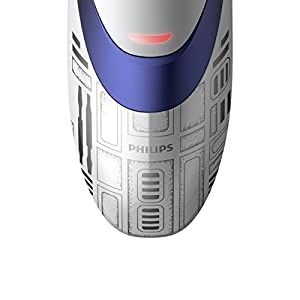 Philips Star Wars Special Edition R2D2 Men's Electric Shaver (UK 2-Pin Bathroom Plug)