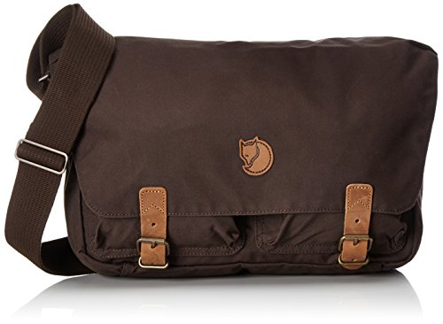 FjällRäven ÖVIK SHOULDER BAG Borsa a tracolla Marrone