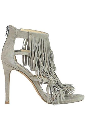 Sam Edelman Femme MCGLCAT03188E Gris Suède Chaussures À Talons