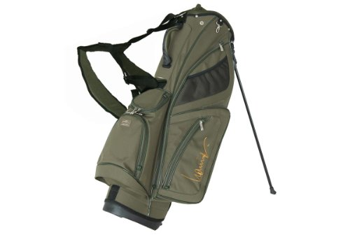 Lanig Troon Standbag, khaki -