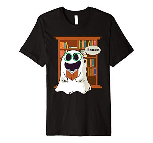 Buooks! Hemd Geist-Nerd-Buch-Liebhaber, der Literatur-T-Stüc