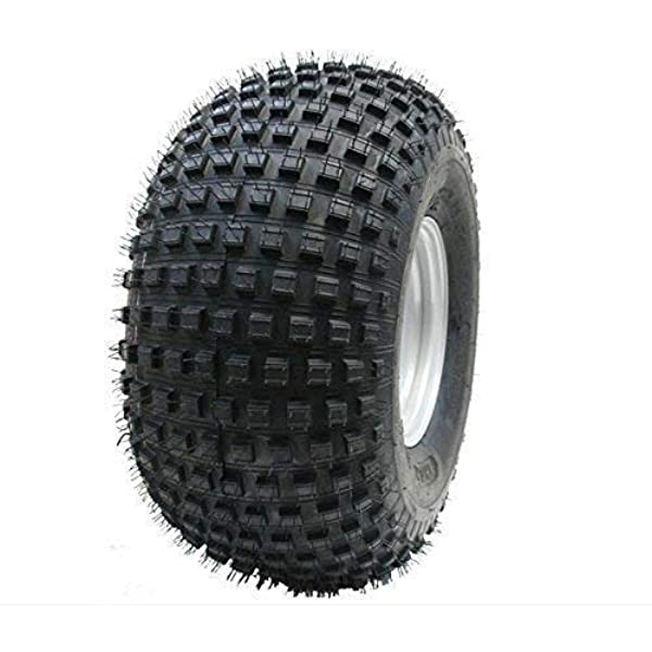 Parnells 22x11 00 8 Knobby Reifen Auf 4 Bolzen Felge Atv Anhänger Vierfach Rad 100mm Pcd Felge Auto