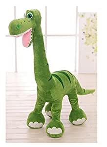 Tickles The Good Dinosaur Stuffed Soft Plush Toy For Kids 53 Cm - Green