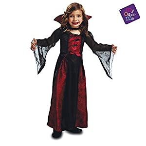 My Other Me - Halloween Vampiresa Disfraz, Multicolor, 10-12 años, Fun Company 200153