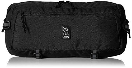 Chrome Kadet Sling Messenger Bag, 9 Liter, All Black ALLB -