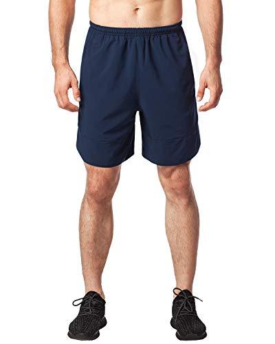 LAPASA Pantaloncini Allenamento Uomo Shorts Sportivi Rapida Asciugatura Pantaloni Corti per Palestra Jogging Running Corsa M27/M28
