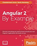 Angular 2 By Example (English Edition)