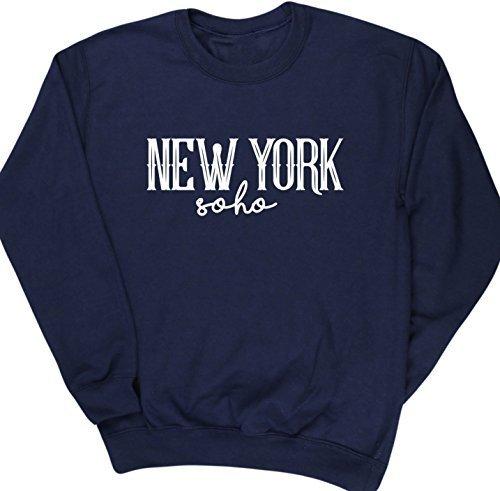 hippowarehouse-new-york-soho-unisex-jumper-sweatshirt-pullover