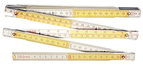 Connex Holz-Gliedermaßstab 2 m, COXT700302