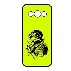 Vibhar printed case back cover for Samsung Galaxy A8 OneforAll
