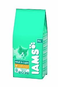 Iams Adult Cat Light Savoury Roast Chicken 3kg 3000g from Iams