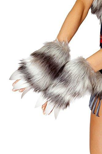 RomaCostume Pair of Wolf Gloves