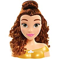 Disney Princess Belle Estilo Cabeza