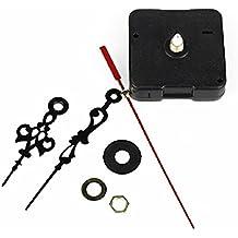 NUEVO mecanismo reloj de pared DIY piezas de repuesto cuarzo Movimiento del Donante Kit para 12x 9.3x 6.5cm