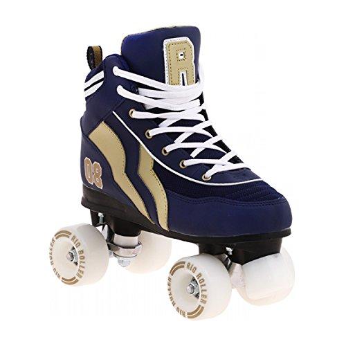 patin à roulette vintage