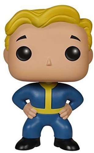 Funko Pop! - Vinyl: Games: Fallout: Vault Boy (5853)