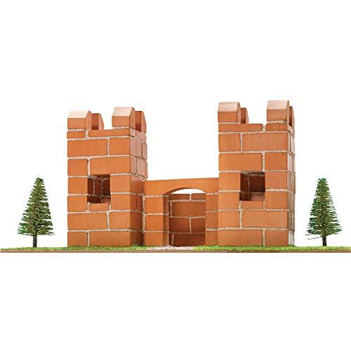 Teifoc Steinbaukästen - TEI 55 - Bausätze 'Burg' - Klein