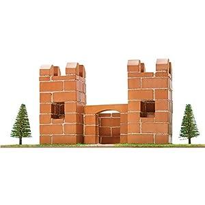 Teifoc® TEI 55 - Juego de construcción de Ladrillos