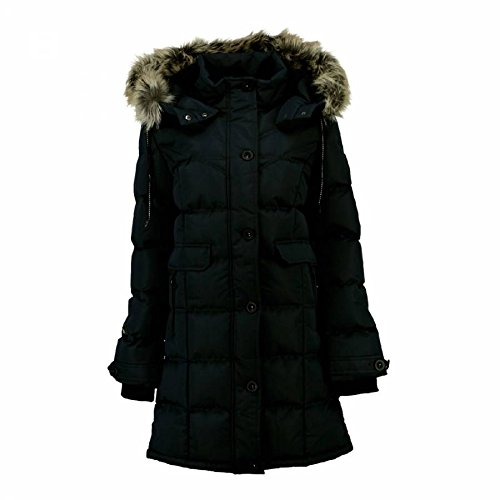 Geographical Norway - Doudoune Femme Calory Noir-Taille - 3